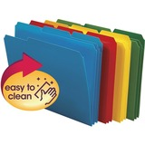 Top Tab Poly Folders